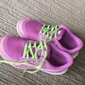 Nike Shoes - Nike Free 5.0 size 5.5 youth girls 6.5 women's
